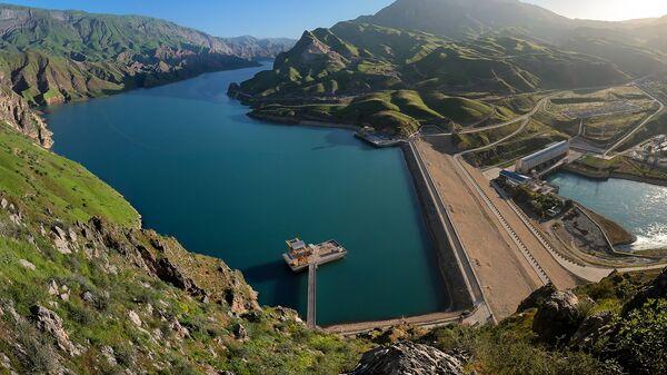 Сангтудинская ГЭС - Sputnik Таджикистан