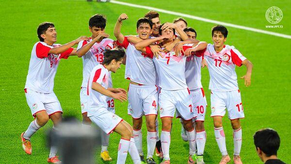 Юношеская сборная Таджикистана - Sputnik Тоҷикистон