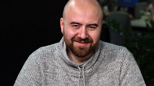 Дмитрий Гусев - Sputnik Таджикистан