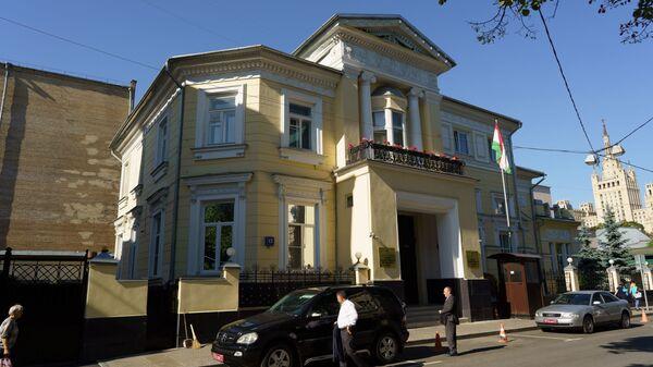 Посольство Республики Таджикистан в Москве - Sputnik Таджикистан