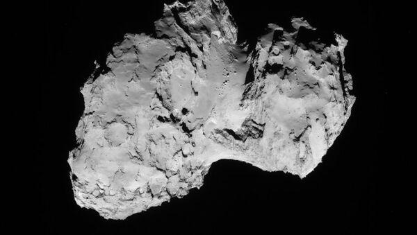 Комета Чурюмова-Герасименко, архивное фото - Sputnik Таджикистан