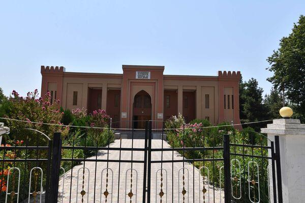 Музей Хулбука - Sputnik Таджикистан