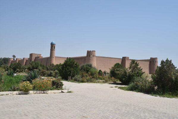 Древняя крепость Хулбук - Sputnik Таджикистан