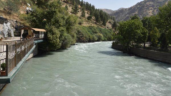 Курорт Кохи Малика в Таджикистане - Sputnik Таджикистан
