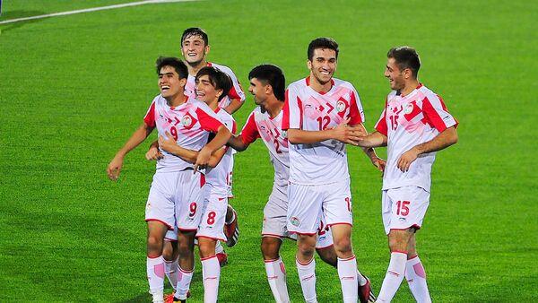 Молодежная сборная Таджикистана - Sputnik Тоҷикистон