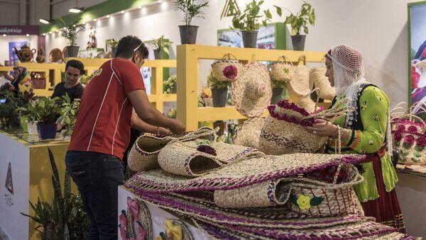 Выставка достижений народного хозяйства Ирана, проходящая в Экспоцентре Тегерана - Sputnik Тоҷикистон