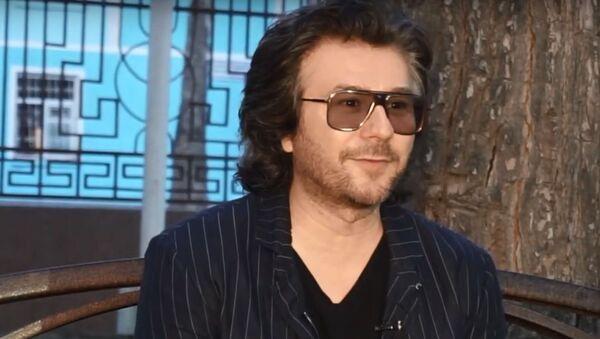 Популярный персидский певец Мансур Джафари в Душанбе - Sputnik Тоҷикистон