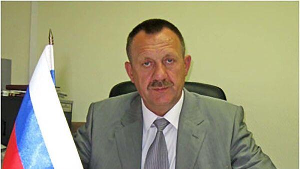 Представитель Центрального штаба ОНФ, президент российского Союза Чернобыль России Вячеслав Гришин - Sputnik Таджикистан