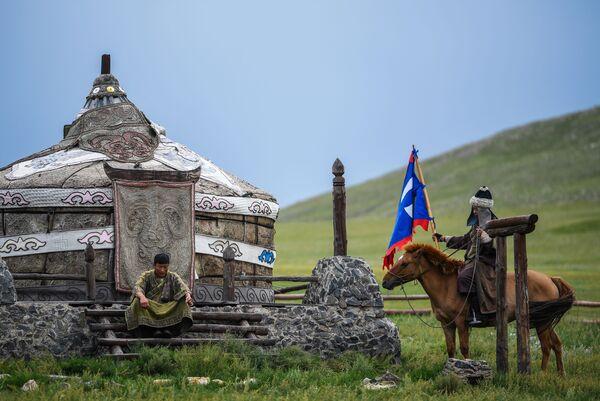 Национальный парк Монголия 13 века - Sputnik Таджикистан