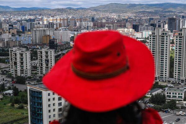 Вид на Улан-Батор, Монголия  - Sputnik Таджикистан