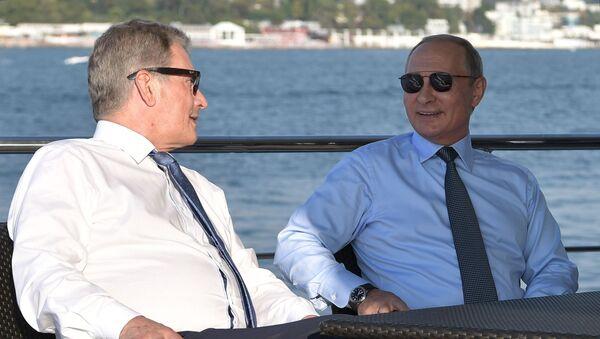 Встреча президента РФ В. Путина с президентом Финляндии С. Ниинистё - Sputnik Таджикистан
