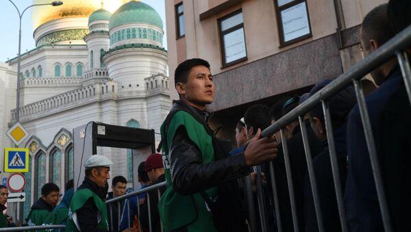Празднование Курбан-байрама в России - Sputnik Таджикистан