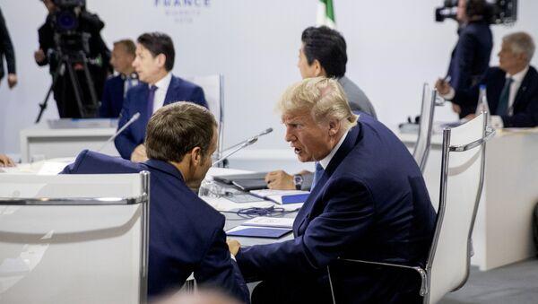 Саммит G7 - Sputnik Таджикистан