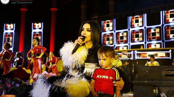Шабнами Сурайё таджикская певица - Sputnik Таджикистан