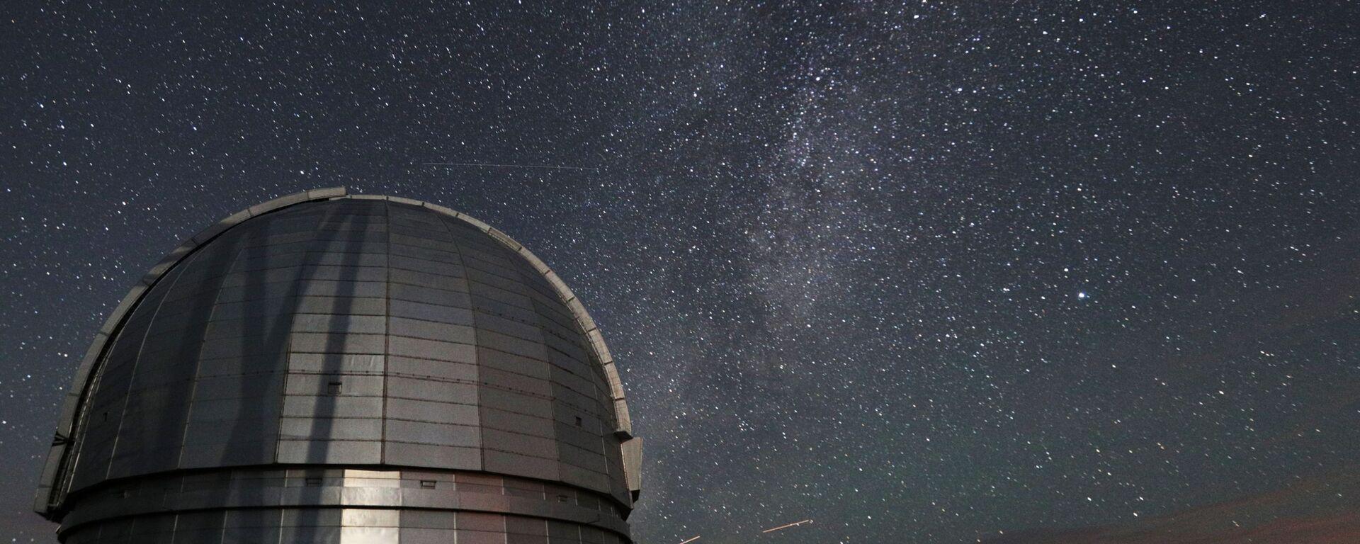 Специальная астрофизическая обсерватория РАН - Sputnik Таджикистан, 1920, 12.04.2021