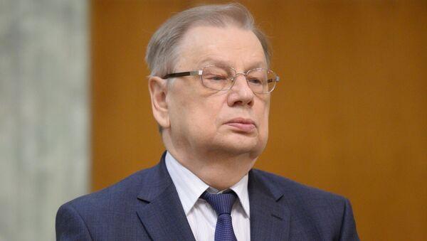 Чрезвычайный и Полномочный посол РФ в Арабской Республике Египет Сергей Кирпиченко - Sputnik Таджикистан