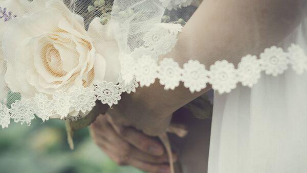 Невеста в фате - Sputnik Таджикистан
