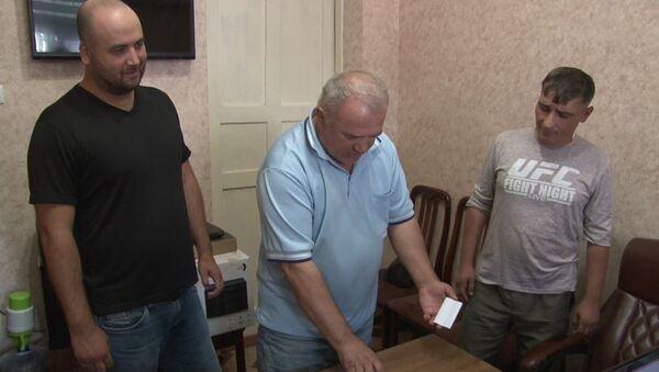 Боздошти қиморбозон дар Душанбе - Sputnik Тоҷикистон