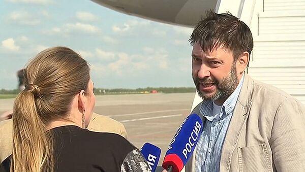 Не чувствовал себя одиноким. Вышинский прибыл в Москву - Sputnik Таджикистан