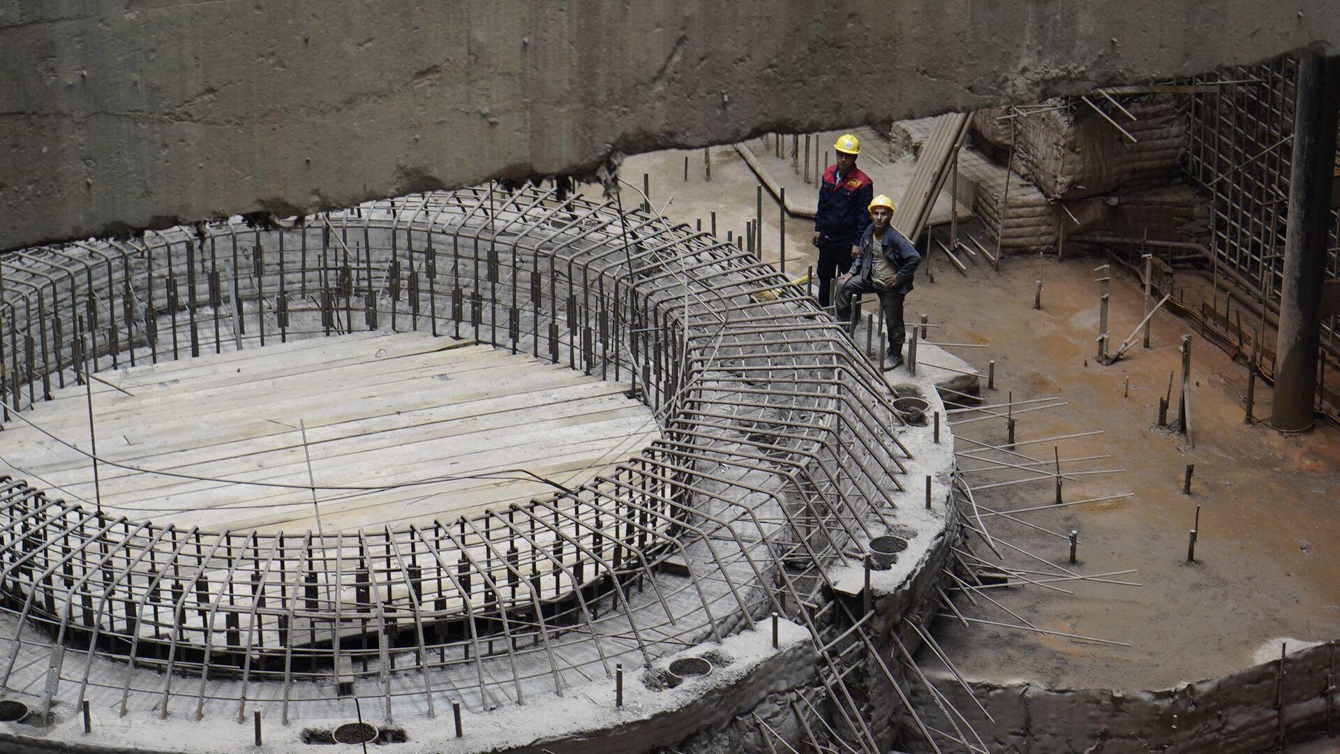 Рогунская ГЭС - Sputnik Таджикистан, 1920, 03.07.2021