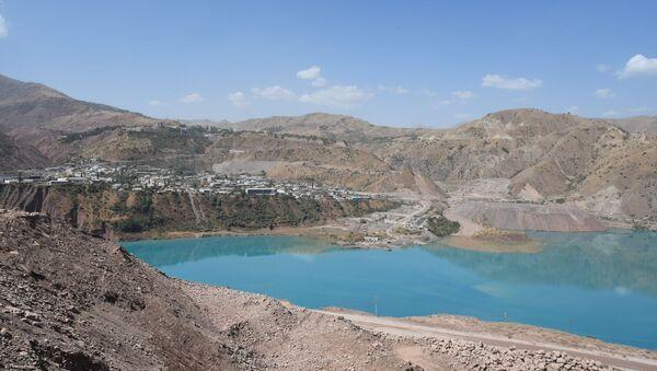ГЭС, архивное фото - Sputnik Таджикистан
