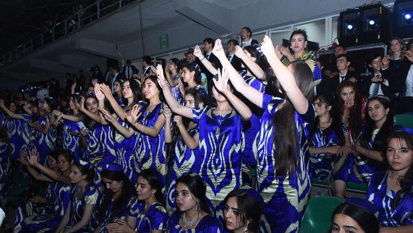 Праздничный концерт к 28-летию Дня независимости в Душанбе - Sputnik Тоҷикистон
