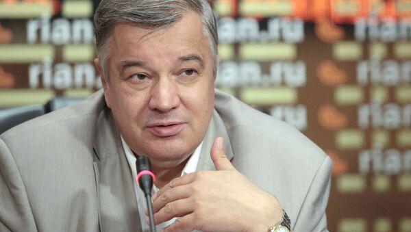 Вице-президента Зернового союза России Александр Корбут - Sputnik Таджикистан