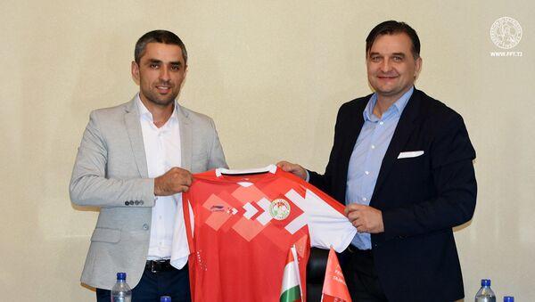 Сербский специалист Деян Дедович возглавил сборную Таджикистана по Футзалу - Sputnik Таджикистан