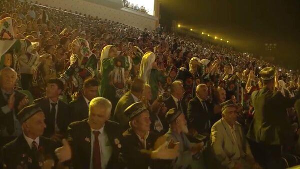 Праздничный концерт в Кулябе - Sputnik Таджикистан