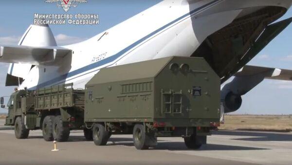 Минобороны опубликовало кадры поставок С-400 в Турцию - Sputnik Тоҷикистон
