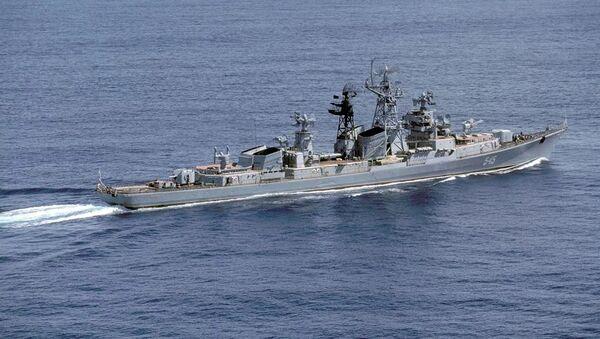 Большой противолодочный корабль проекта 61 Строгий - Sputnik Таджикистан