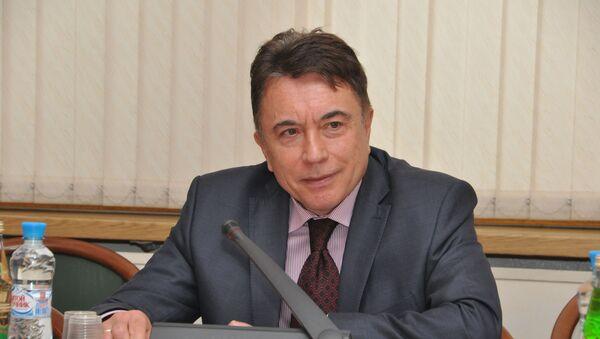 Тимур Аитов - Sputnik Таджикистан