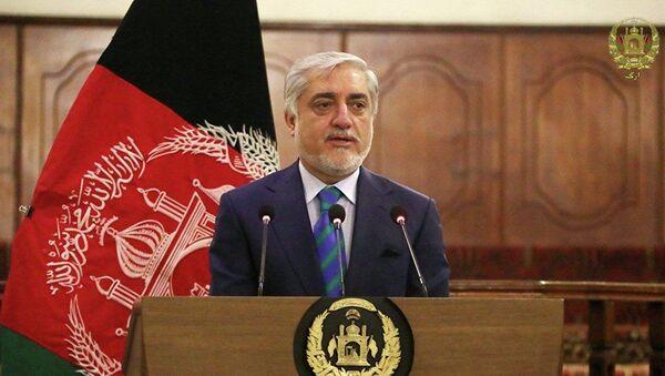 Премьер-министр Афганистана Абдулла Абдулла  - Sputnik Тоҷикистон