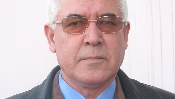 Нарзуллохи Латиф, глава Ассосиации спортивных журналистов Таджикистана   - Sputnik Тоҷикистон