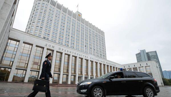 Дом правительства РФ - Sputnik Таджикистан