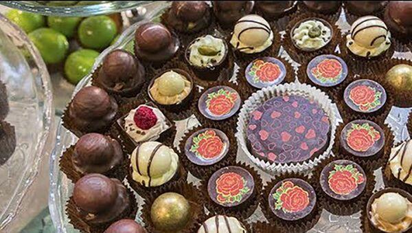 Опасные конфеты изъяли из продажи в Душанбе - Sputnik Таджикистан