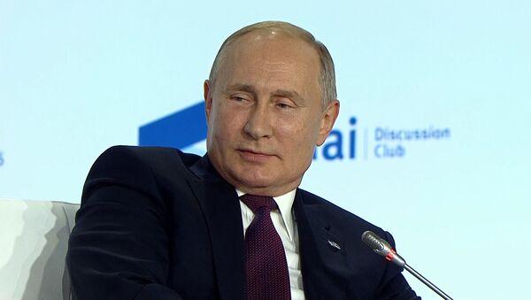 Путин пошутил в ответ на заявление Токаева про ядерное оружие - Sputnik Таджикистан