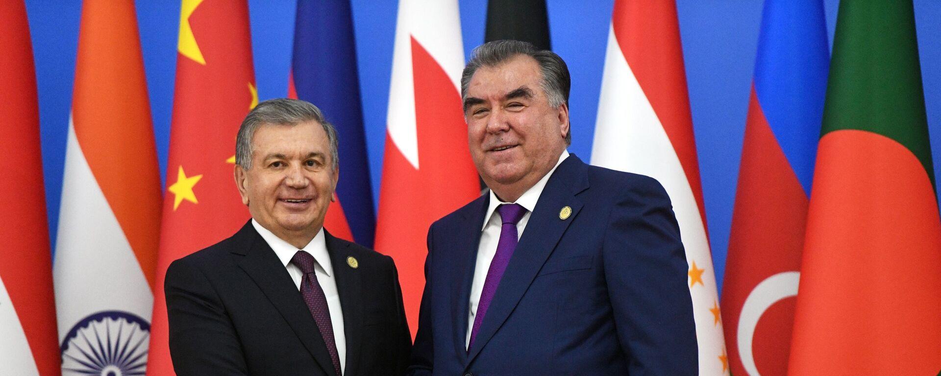 Рабочий визит президента РФ В. Путина в Таджикистан для участия в СВМДА - Sputnik Таджикистан, 1920, 15.05.2021