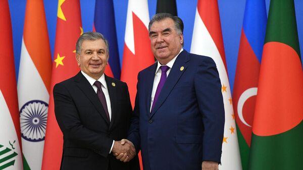 Рабочий визит президента РФ В. Путина в Таджикистан для участия в СВМДА - Sputnik Таджикистан