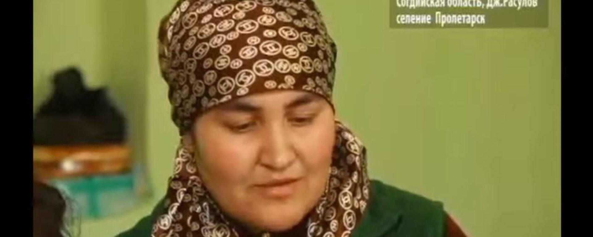 Интервью таджикской беженки из Афганистана - Sputnik Таджикистан, 1920, 05.10.2019