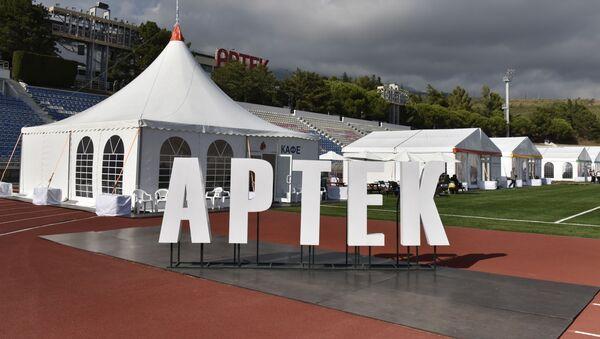 II Всероссийский образовательный форум в Артеке - Sputnik Таджикистан