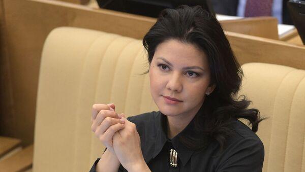 Член комитета Государственной думы РФ Инга Юмашева  - Sputnik Таджикистан