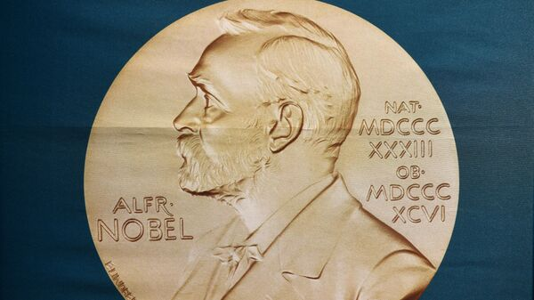 Нобелевская награда  - Sputnik Тоҷикистон