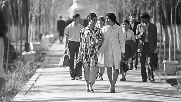 Таджикская ССР. Улицы Душанбе - Sputnik Таджикистан