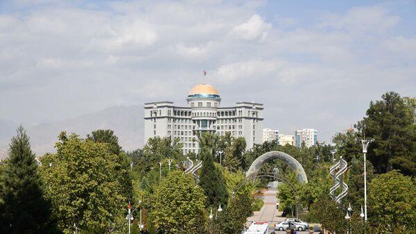 Город Душанбе, архивное фото - Sputnik Тоҷикистон