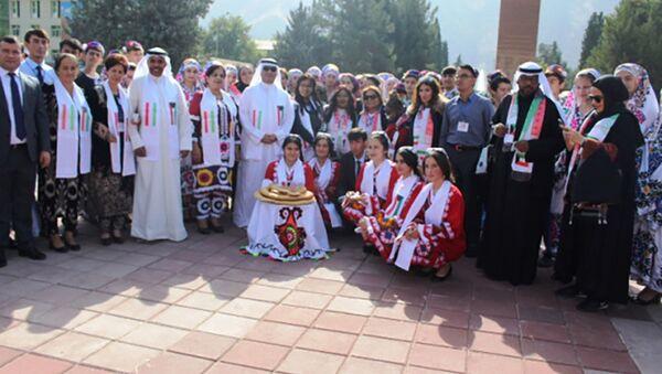 Дни культуры Кувейта в Таджикистане - Sputnik Тоҷикистон