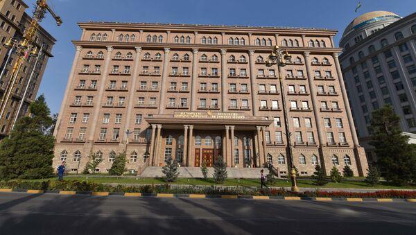 Министерство иностранных дел Республики Таджикистан в Душанбе - Sputnik Таджикистан