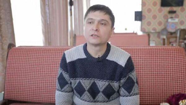 Узбекистанец стал популярным из-за сходства с Зеленским - фото - Sputnik Таджикистан