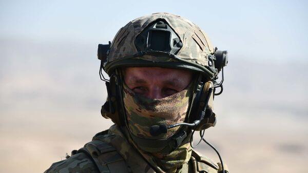 Учения ОДКБ Нерушимое братство-2019 в Таджикистане - Sputnik Таджикистан