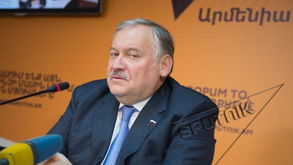 Константин Затулин  - Sputnik Тоҷикистон